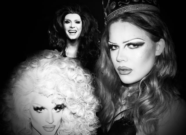Irrenhouse Katy, Nina, Ellie