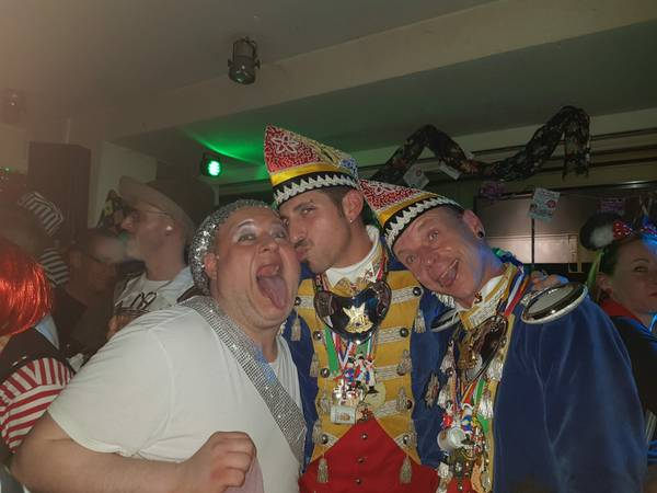 Fasching Cafe Klatsch