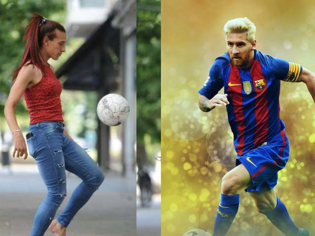Messi Gómez