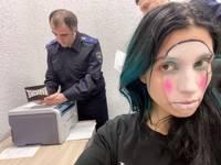 Pussy Riot Nadya Tolokonnikova