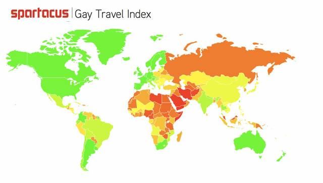 Spartacus Gay Travel Index