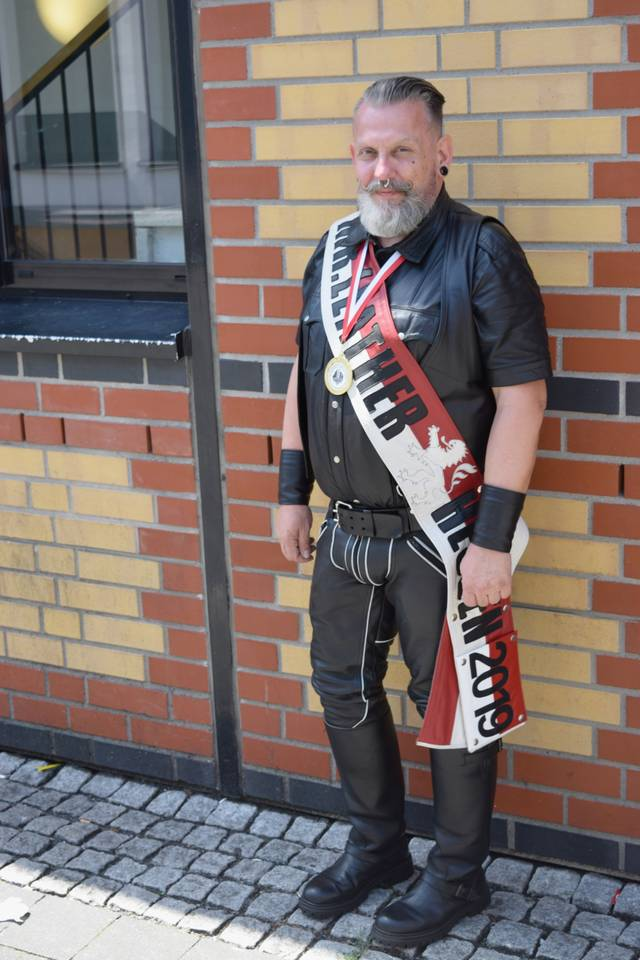 Mr Leather Hessen