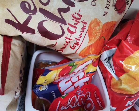 Chips Zucker