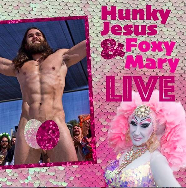 Hunky Jesus San Francisco