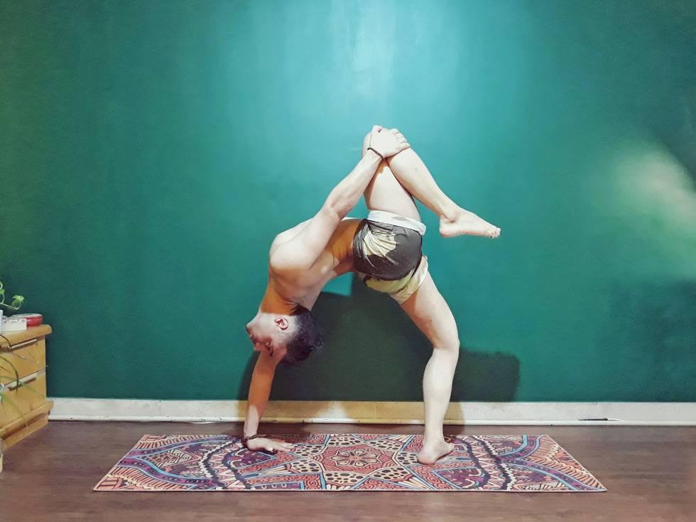 Realität Könige Lesbisch Yoga