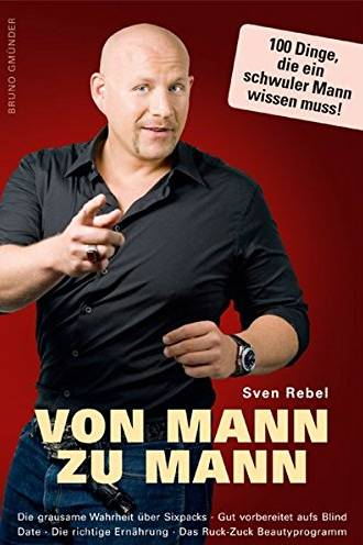 Sven Rebel Buch