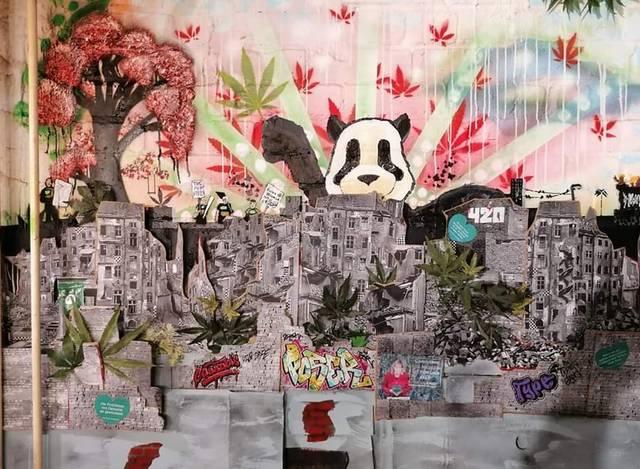 Kunst Und Cannabis Sonderaustellung Im Hanfmuseum