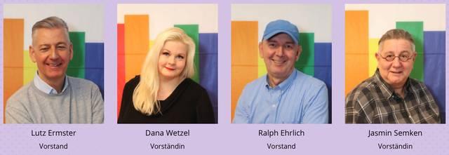 Vorstand CSD Berlin 2020