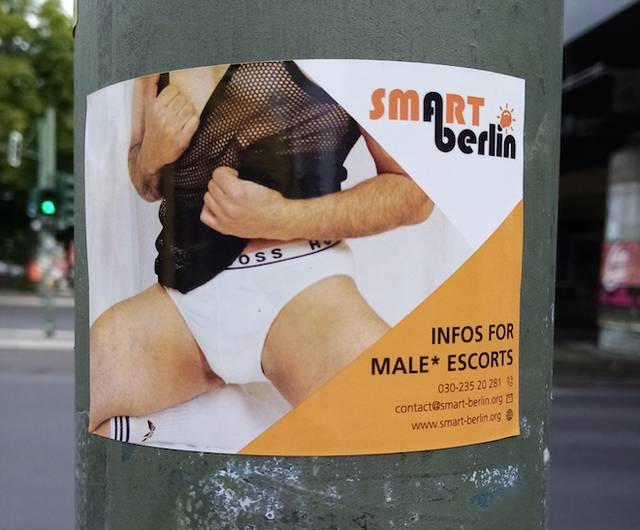 SMART berlin, Prostitution, Sexarbeit