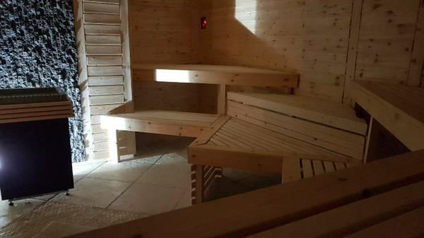 Sauna Zypern Vinci