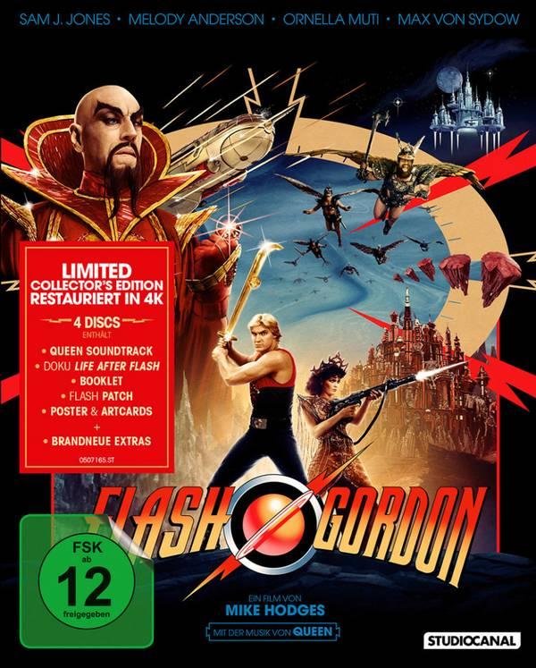 Alles Gute, Flash Gordon!