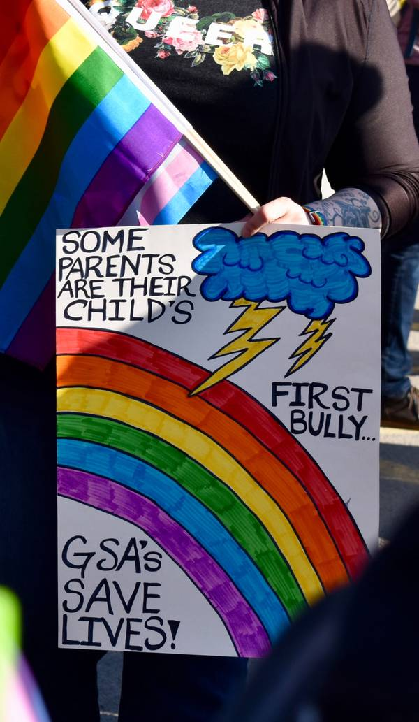 Eltern Jugend Kinder Queer Coming-out Schule