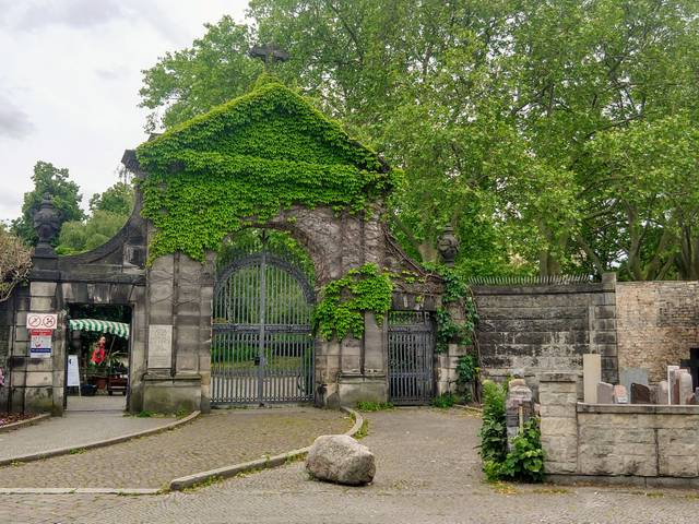 Queerer Friedhof