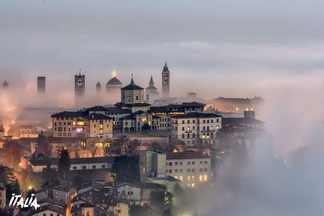 Italien Bergamo