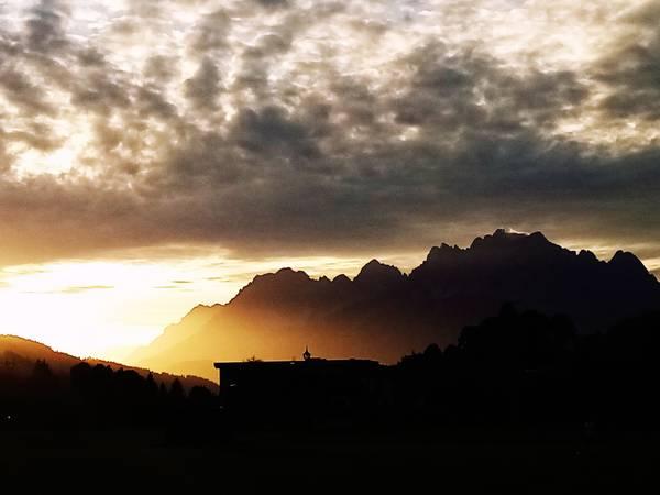 Berge, Alpen, Bodensee, Bayern, Österreich, Schweiz