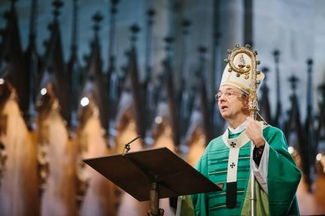 Ludwig Schick, Erzbischof von Bamberg und Metropolit der Kirchenprovinz Bamberg