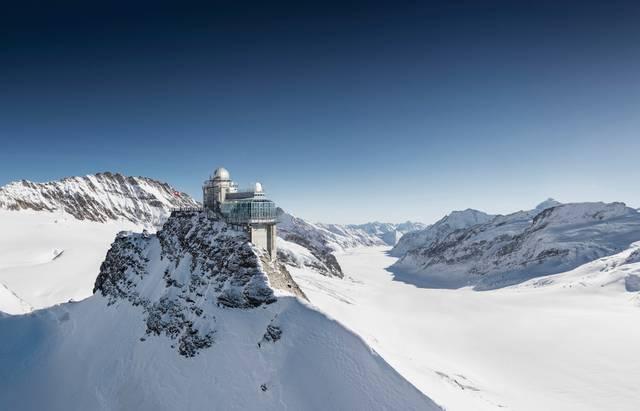 Grindelwald Jungfraujoch