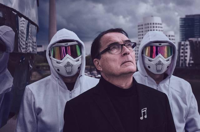 U96 und Wolfgang Flür von Kraftwerk