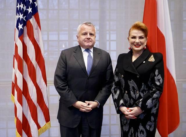Deputy_Secretary_Sullivan_is_Greeted_by_Ambassador_Mosbacher_in_Poland_(32512527518).jpg