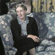 Gisèle Freund: Virginia Woolf, London, 1939, Gisèle Freund/IMEC/Fonds MCC
