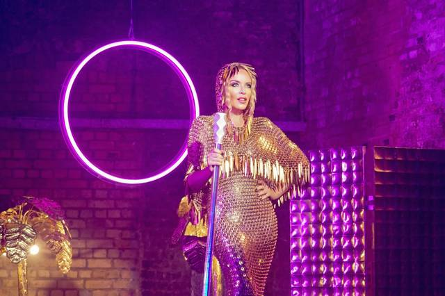Kylie Minogue 2020
