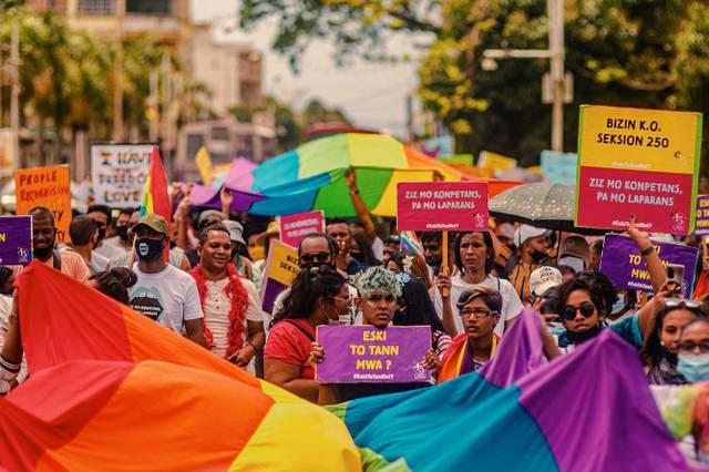 Mauritius Pride CSD