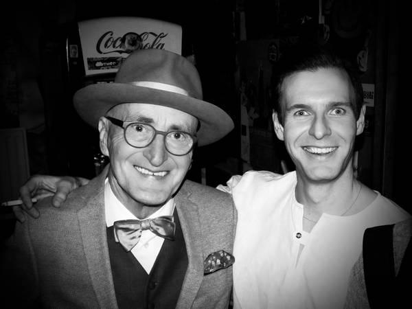 Günther Krabbenhöft und Thomas Götz von Aust