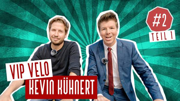 Kevin Kühner und Patrick Hesse