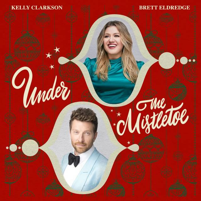 Kelly Clarkson + Brett Eldredge