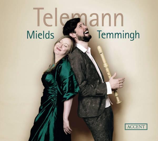 Dorothee Mields und Stefan Temmingh