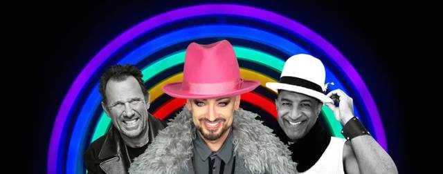 Boy George und Culture Club