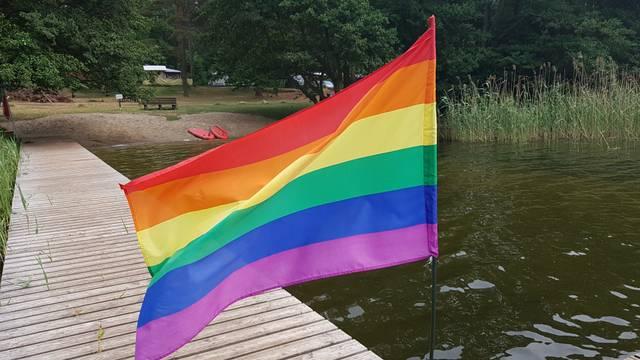Rainbow Camping Weekend