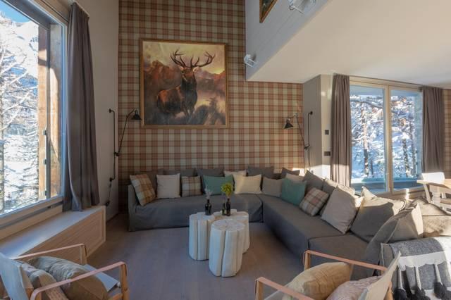 Zermatt Cervo