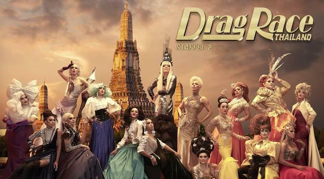 OUTtv; RuPaul's Drag Race