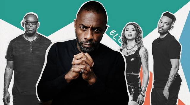 Inner City und Idris Elba 2021