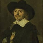 Frans Hals, Brustbild eines Mannes, GK 217