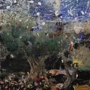 © BILD: Adrian Ghenie, Starry Night, 2013, Öl auf Leinwand, 225x200cm, Courtesy: Galeria Plan B