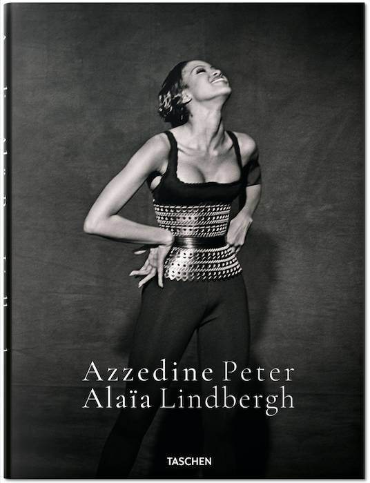Vereint in #KUNST: Peter Lindbergh und Azzedine Alaïa