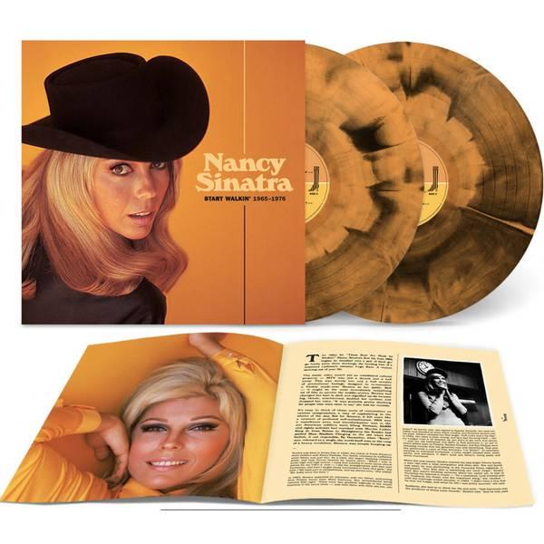 """Nancy Sinatra: """"Start Walkin' 1965 – 1976"""""""