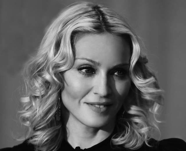 Madonna auf der Berlinale 2008