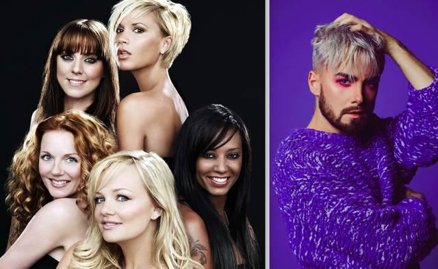 Spice Girls / Keye Katcher