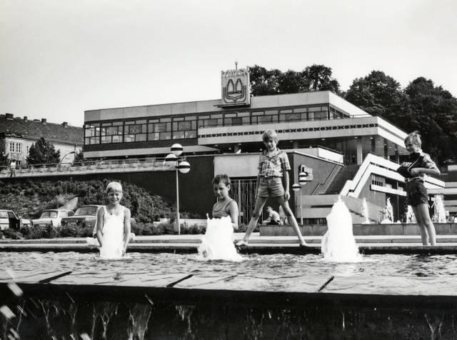 DAS MINSK in Potsdam zu DDR-Zeiten