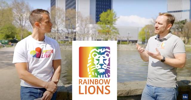 Rainbow Lions, Alex Piur
