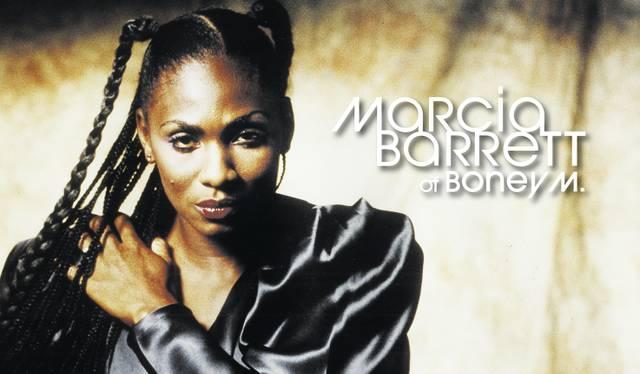 """Marcia Barrett: """"Survival"""""""