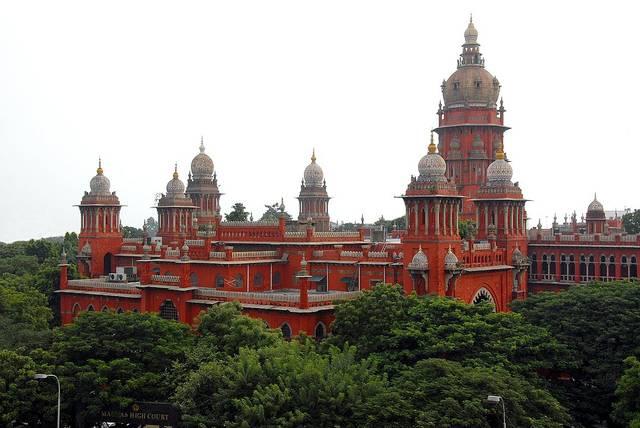 Chennai Madras High Court Indien