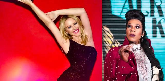 Big Freedia & Kylie covern Lady Gaga