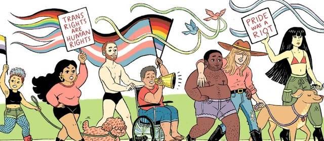"""trans pride berlin 2021"""