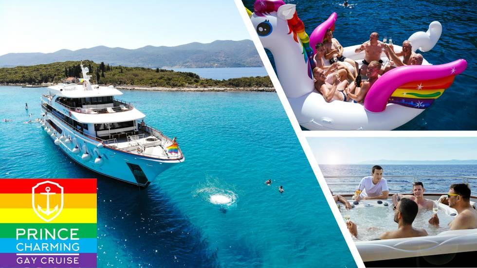 Croatia Dalmatia Adriatic Gay Cruise & Tour 2021 - Happy