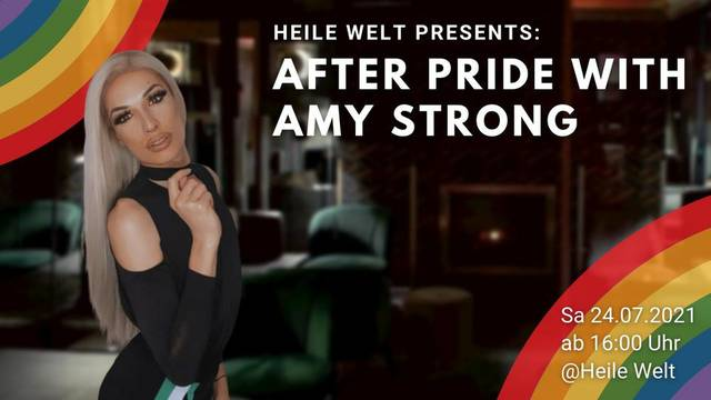 Amy Strong, Heile Welt