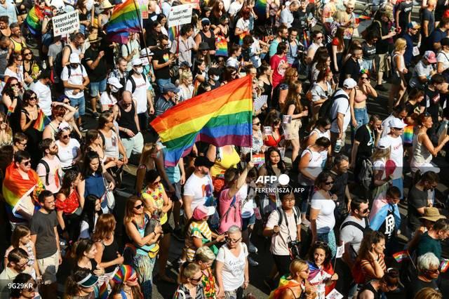 budapest pride 2021 foto Ferenc Isza : AFP high massse.jpeg